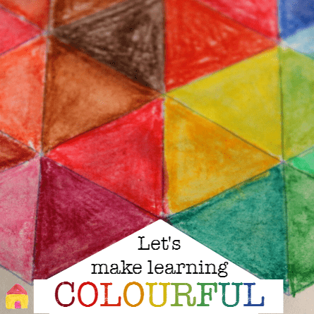 let's make learning colourful