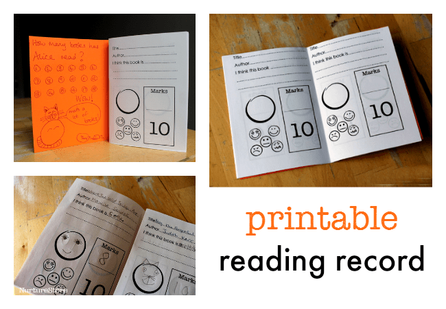printable-reading-record