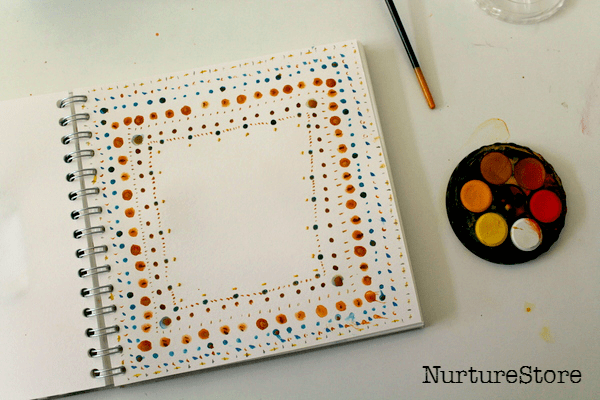 easy art journal ideas