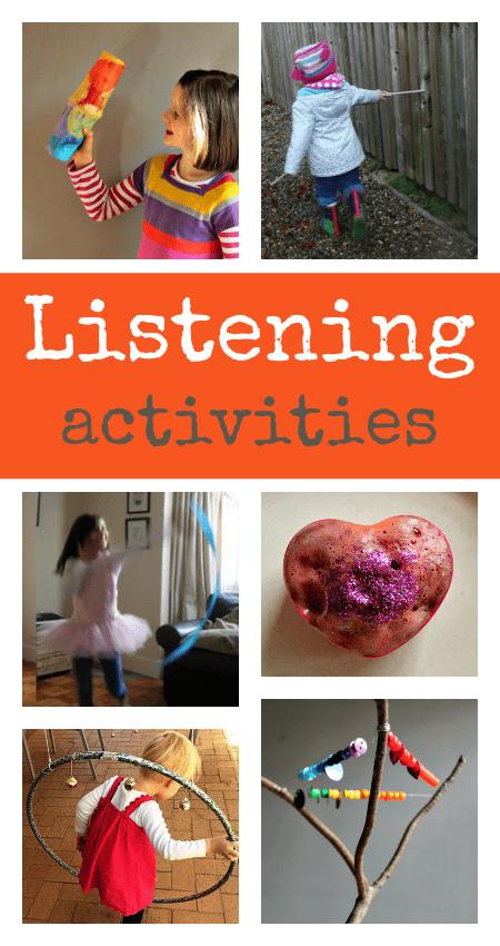 listening activities