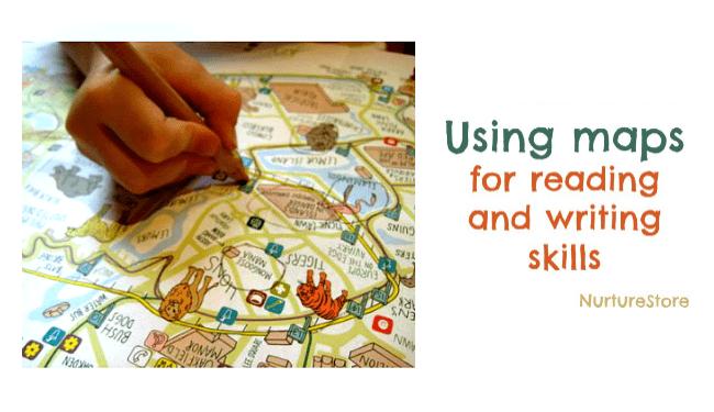 using maps for storytelling