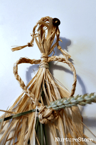 traditional corn dolly craft