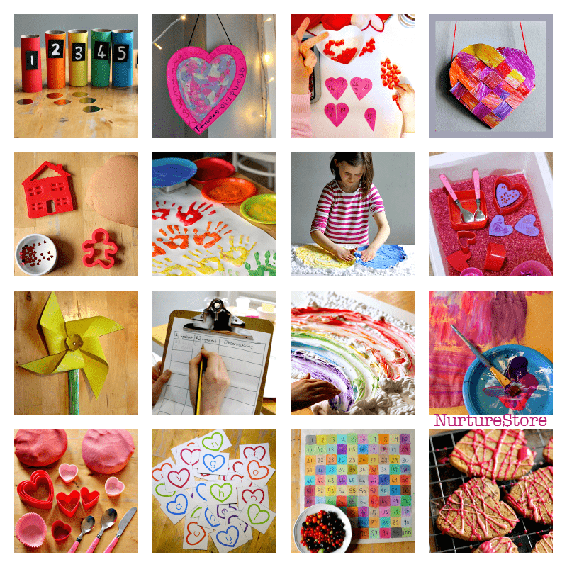 seasonal activity plans for valentines day � things to do