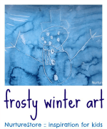 wax-crayon-water-paint-frosty-pictures