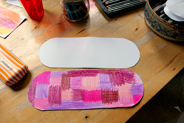 woven bag craft