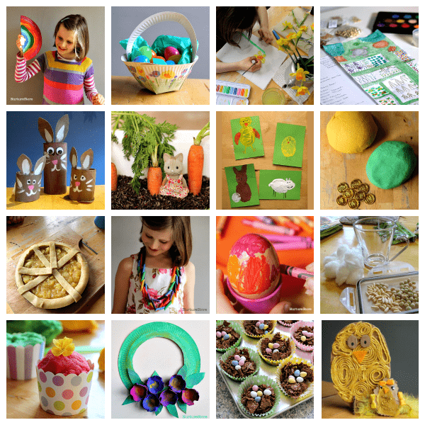Seasonal Activity Plans For Spring Things To Do In March