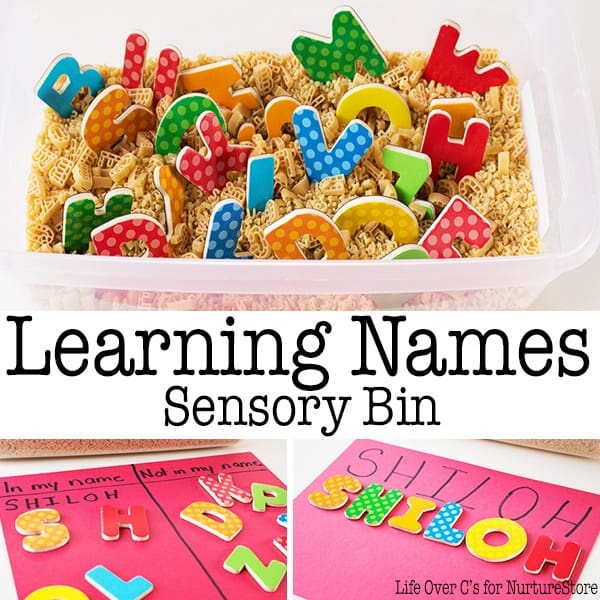 name-sensory-bin-square