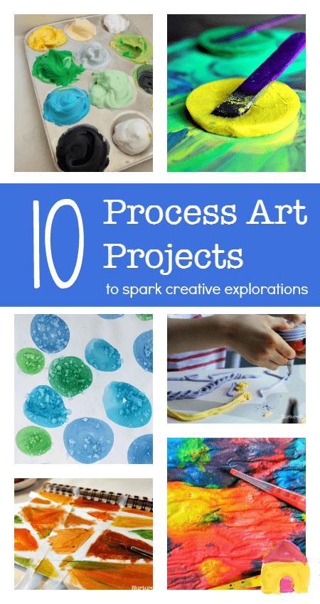 creative art lesson plans for preschoolers top 10 process activities for children 651
