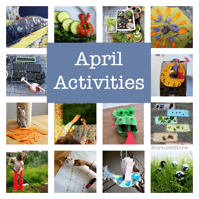 April activities fb