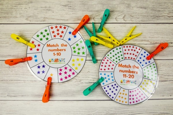 games to learn number bonds to ten and twenty