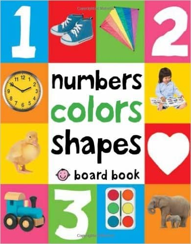 Numbers-Colors-Shapes
