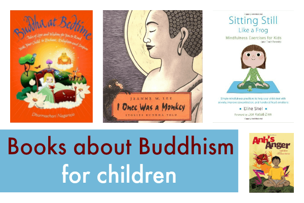 books about buddhism for children