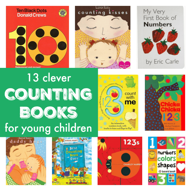counting books for children square