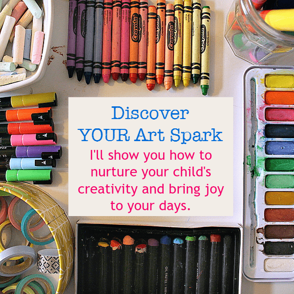 discover your art spark