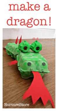 egg-box-dragon-craft-chinese-new-year