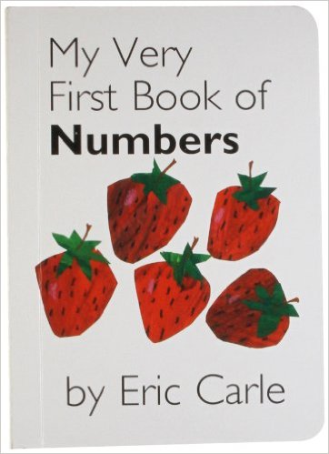 my very first book of numbers