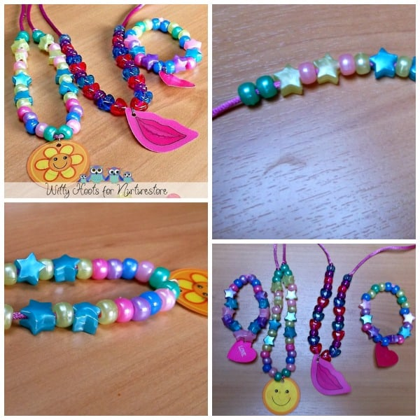 Pretty Repeating Patterns Jewellery Craft For Kids