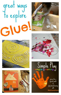 kids-art-ideas-using-glue
