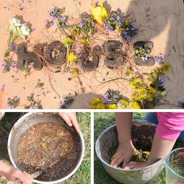 outdoor literacy activities