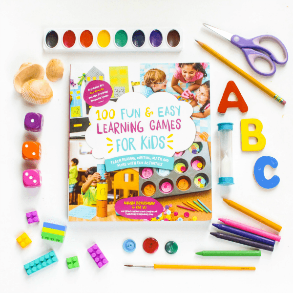 100 learning activities for children