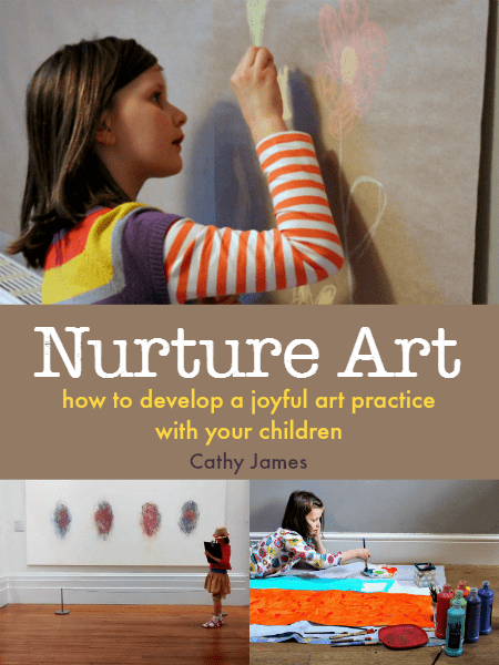 Art spark ebooks process art projects for children nurturestore - Nurture images download ...
