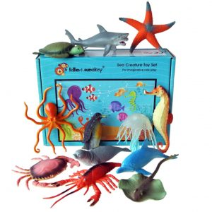Sea-Creature-Toy-Animal-Figures
