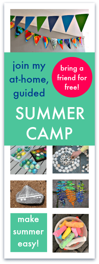 art summer camp ideas