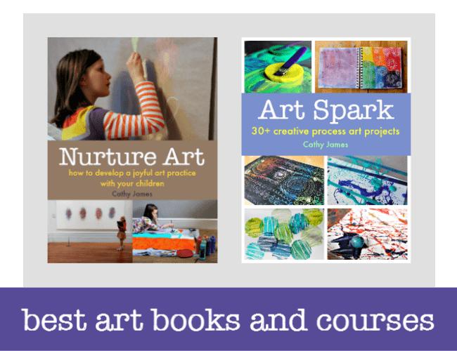 best art books for children
