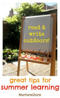 literacy-outside