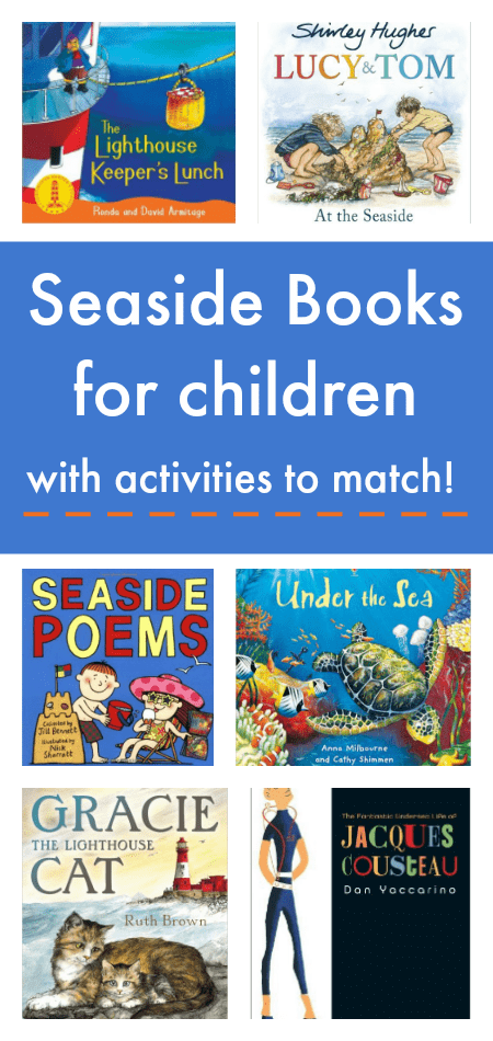 sea theme activities for children