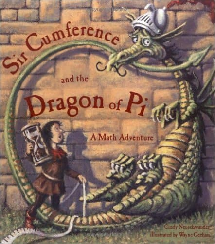 sir cumerference ad the dragon of pie
