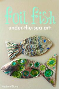 foil-fish-ocean-under-the-sea-art-craft