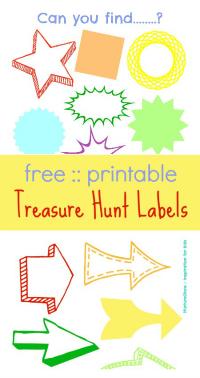 treasure-hunt-labels