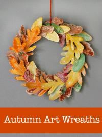 homemade-fall-wreaths