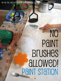 no paint brushes aug 13th