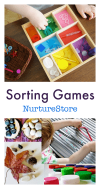 sorting games