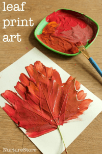 fall-leaf-print-art