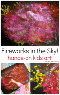 firework-paintings-kids-crafts