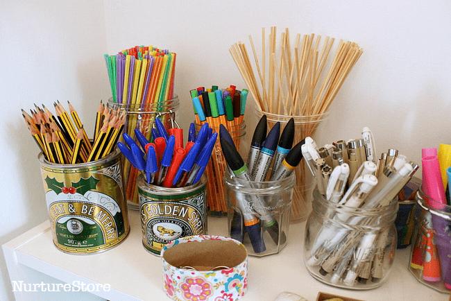 homeschool-art-supplies