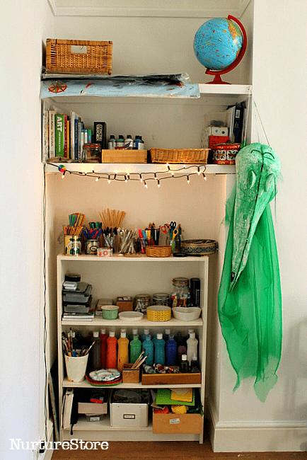 homeschool-storage-ideas