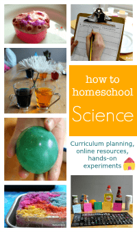 how-to-homeschool-science-experiments