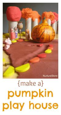 pumpkin-house