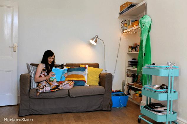simple-homeschool-room