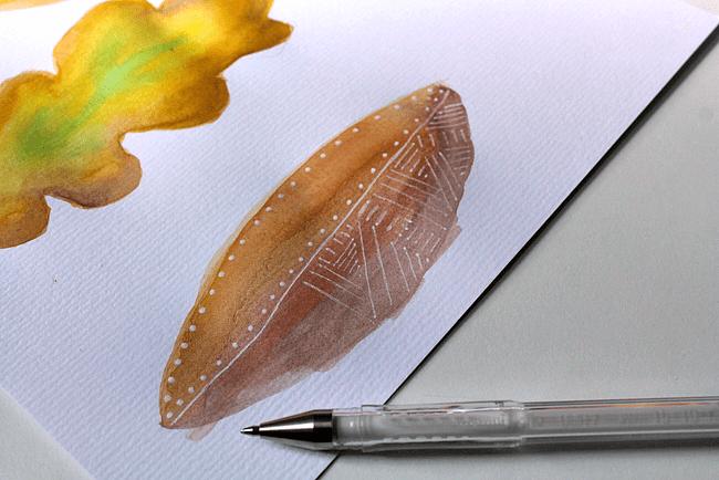 white-pen-leaves