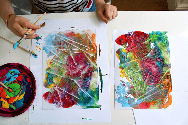 easy-monoprint-project-for-children