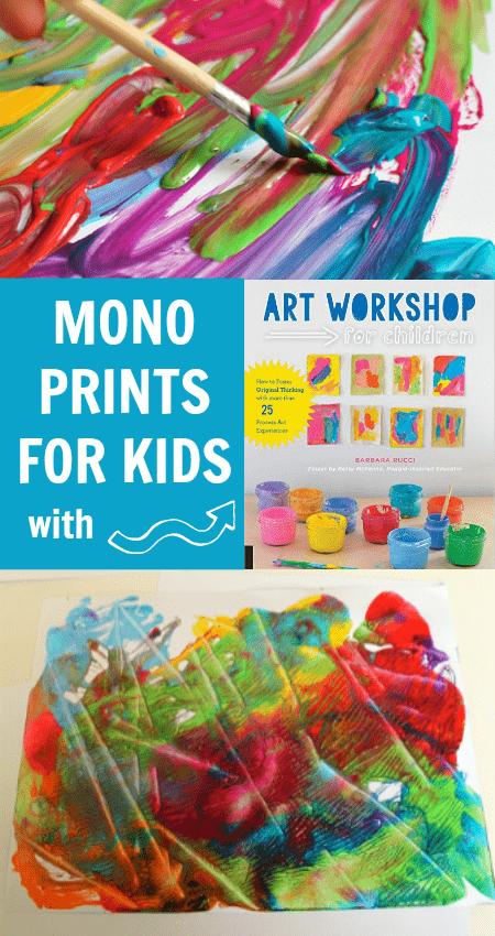 monoprinting-for-children