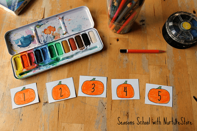 pumpkin-counting-cards-printable