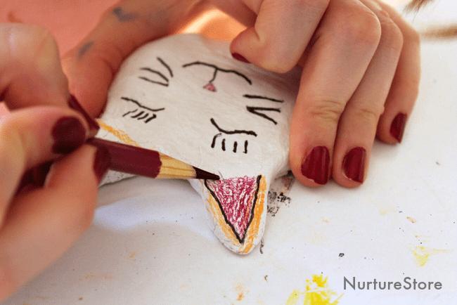 using-air-drying-clay