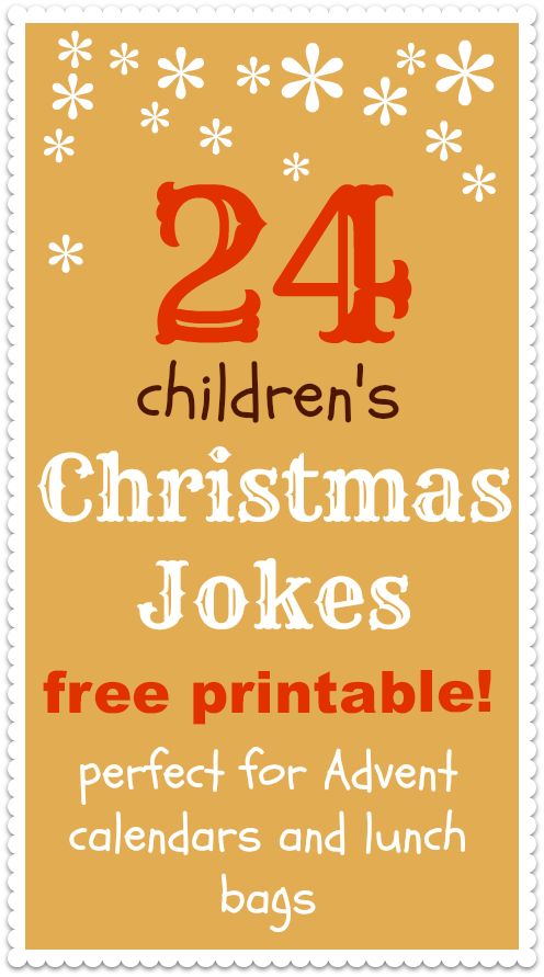 Christmas Jokes Kids.Christmas Jokes For Kids Printable