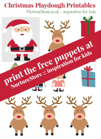 father-christmas-puppet-printable1